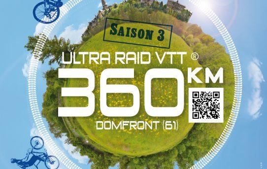 LA NOUVELLE AFFICHE DE L'UR360 2020